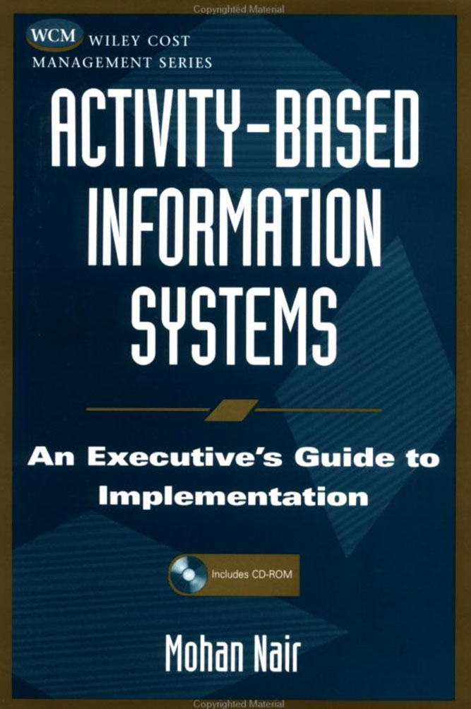 Activity-Based Information Systems